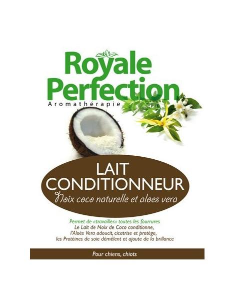 LAIT REHYDRATANT CONDITIONNEUR NOIX DE COCO NATURELLE