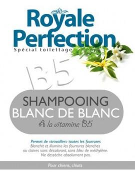 Shampooing Blanc de Blanc Qualité & Beauté du Poil