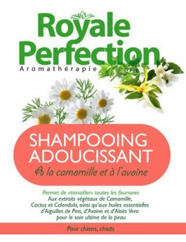 SOOTHING CHAMOMILLE AND OATMEAL SHAMPOO