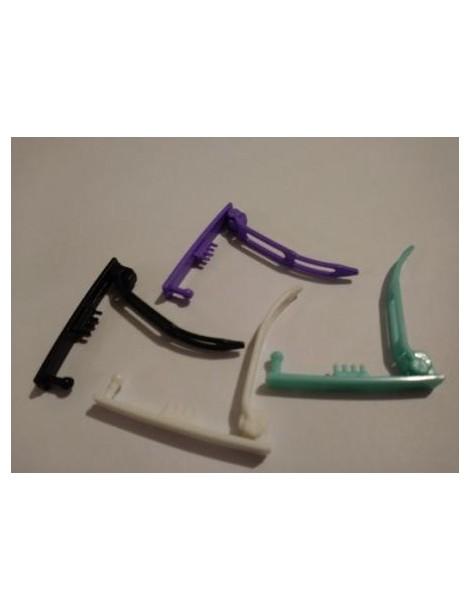 BarretteS/clip poils fins ou mi-fins longs ou mi-longs