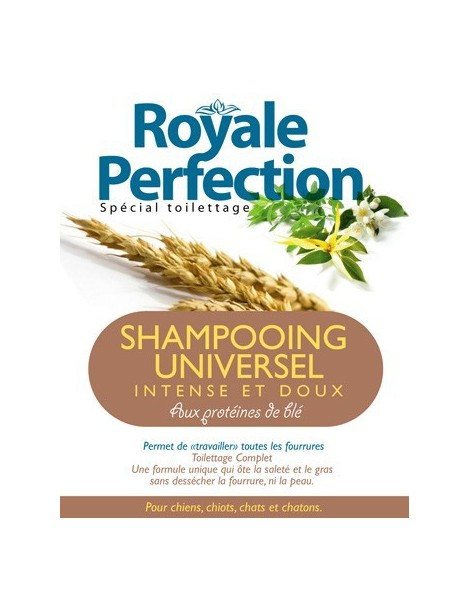 SHAMPOOING UNIVERSEL