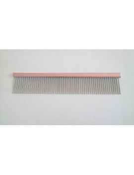 ALUMINIUM VOLUME AND FINISHING POODLE COMB