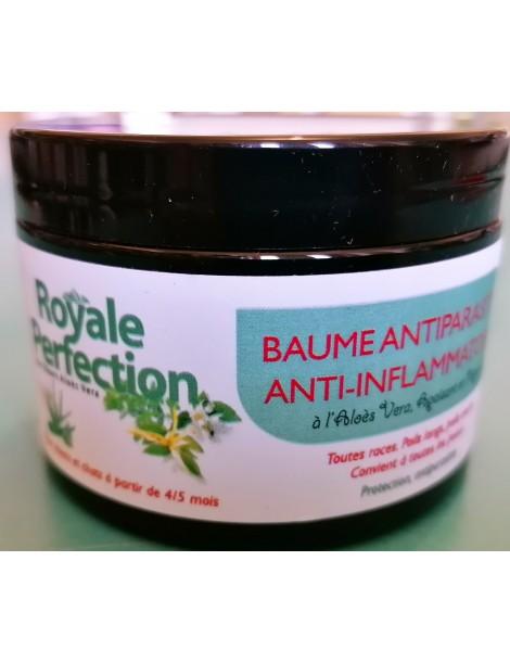 Baume Antiparasites & Anti-Inflammatoire à l'Aloès Vera