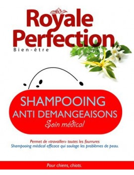 ANTI HITCHING SHAMPOO