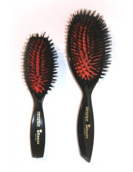 Brosse pneu épingle nickelé
