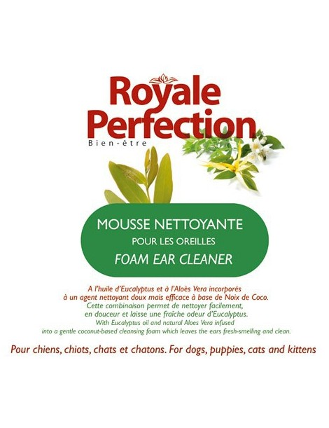 FOAM EAR CLEANER