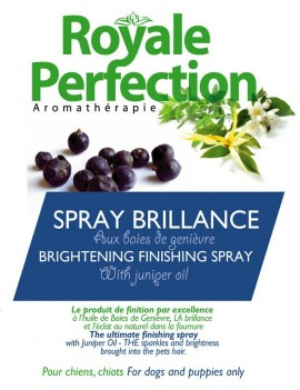 JUNIPER BERRIES OIL BRIGHTENING FINITION SPRAY