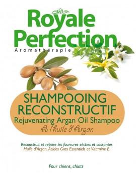 Shampooing Reconstructif Huile d 'Argan