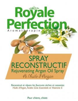 Spray Reconstructif Huile d'Argan